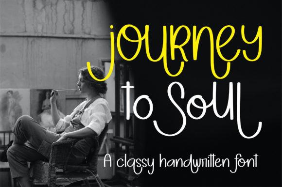 Jorney to Soul Font