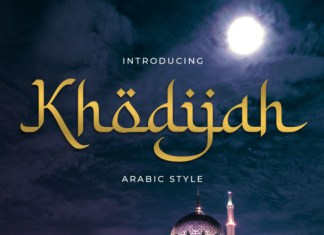 Khodijah Font