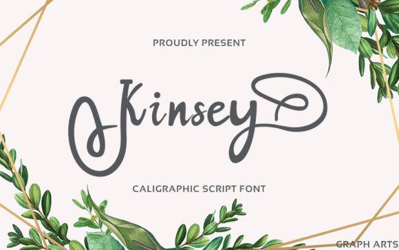 Kinsey Font
