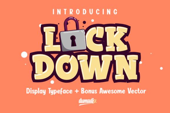 Lockdown Font