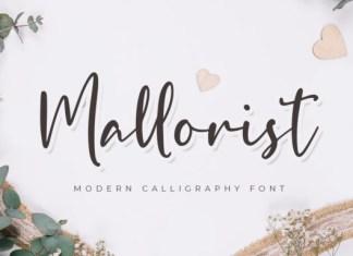 Mallorist Font