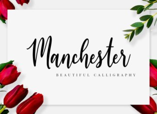 Manchester Font
