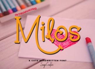 Milos Font
