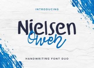 Nielsen Owen Font