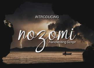 Nozomi Font