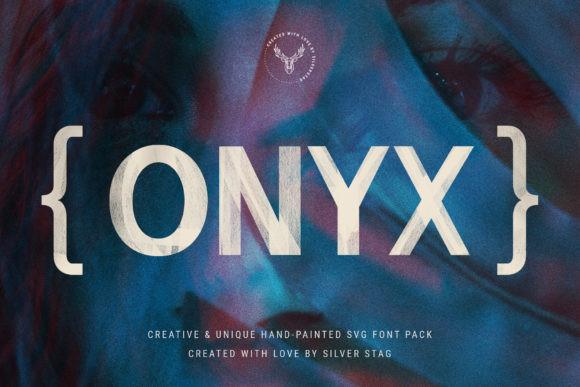 Onix Font
