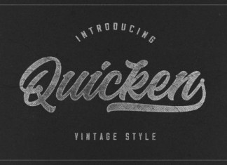 Quicken Font