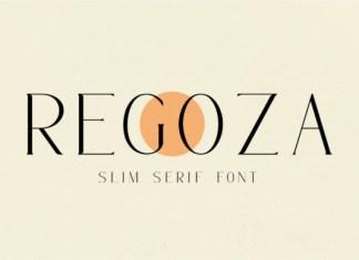 Regoza Font