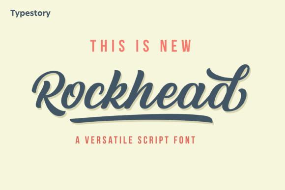 Rockhead Font
