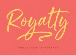 Royalty Font