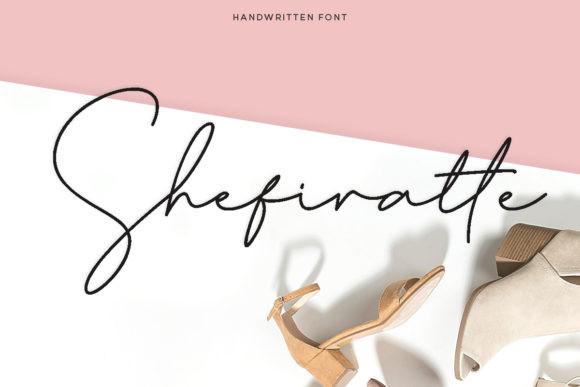 Shefiratte Font