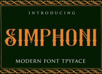 Simphoni Font