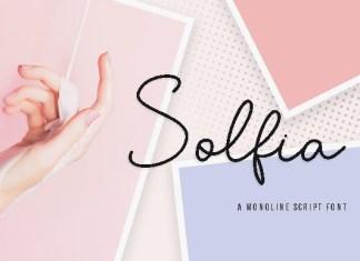 Solfia Font