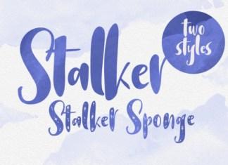 Stalker Font