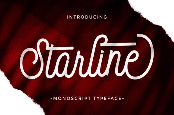 Starline Font