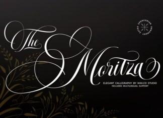 The Moritza Font