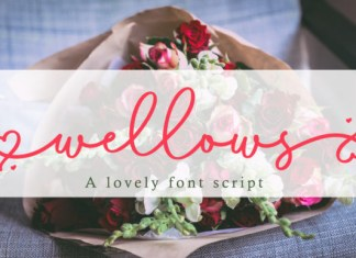 Wellows Font