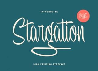 Stargation Font