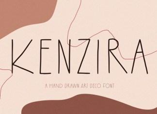 Kenzira Font