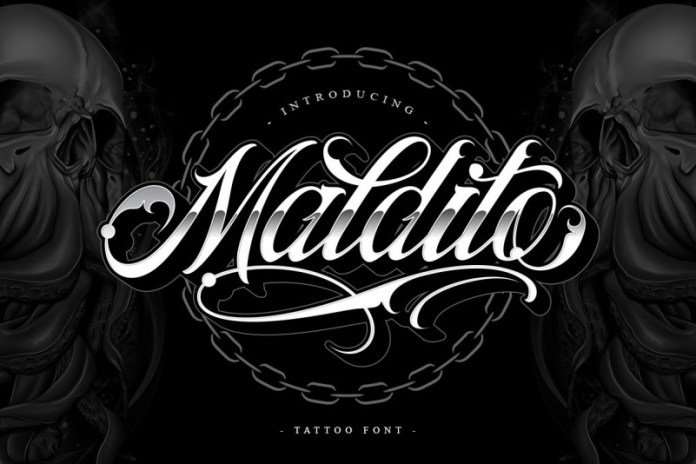 Maldito Font