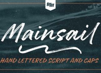 Mainsail Font