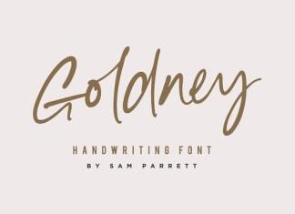 Goldney Font