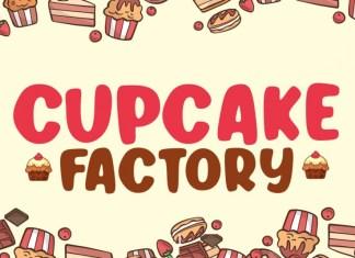 Cupcake Factory Font