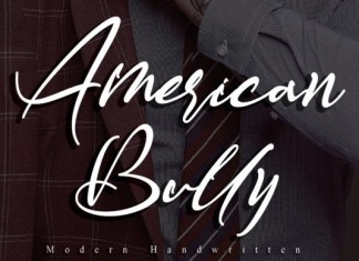 American Bully Font