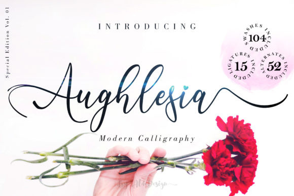 Aughlesia Font