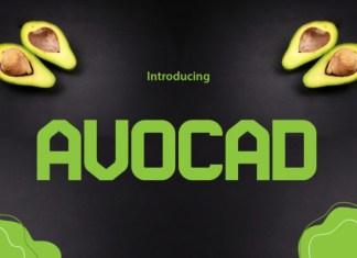 Avocad Font