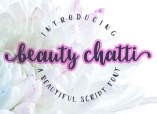 Beauty Chatti Font
