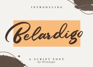 Belardigo Font