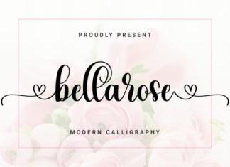 Bellarose Font