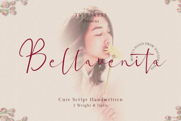 Bellavenita Font