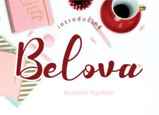 Belova Font