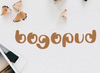 Bogopud Font