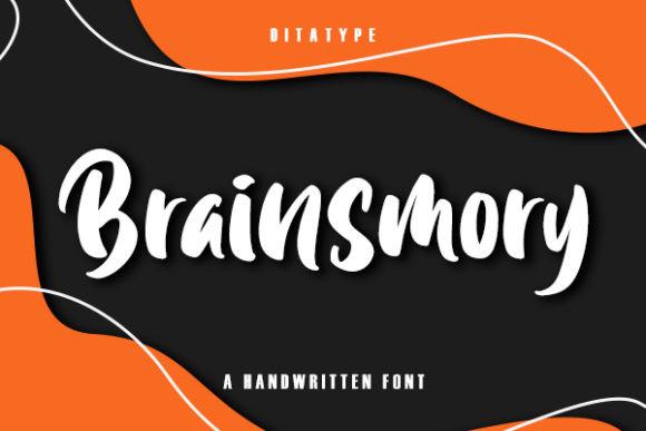 Brainsmory Font