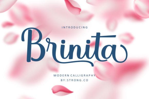 Brinita Font