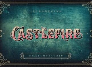 Castlefire Font