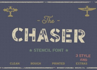 Chaser Font
