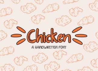 Chicken  Font
