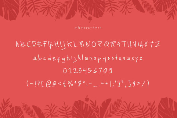 Chopio Font