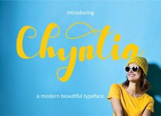 Chyntia Font