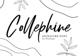 Collephine Font