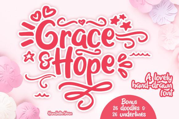 Grace & Hope  Font
