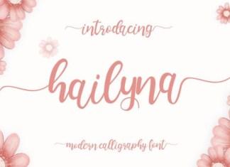 Hailyna Font
