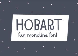 Hobart Font