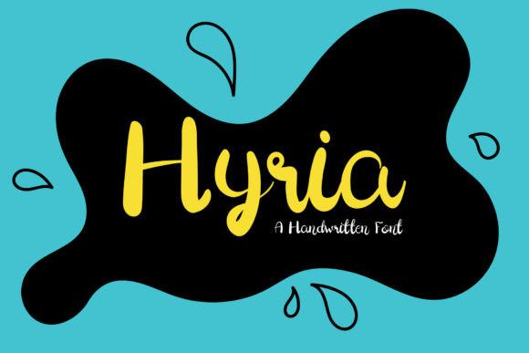 Hyria Font