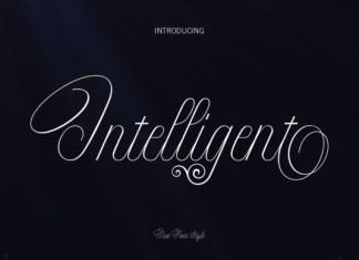 Intelligent Font