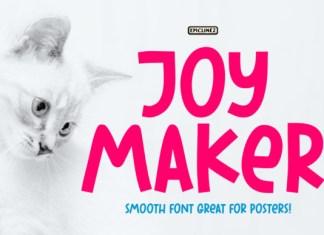 Joy Maker Font